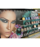 BUY 2 GET 1 FREE (Add 3) Maybelline Color Tattoo Pure Pigments Eyeshadow... - $3.49+