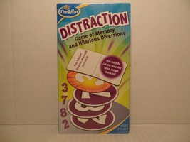 Thinkfun Distraction Card Game - Game of Memory and Hilarious Diversions - $19.79