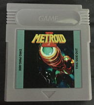 Metroid 2 DX Color Edition - Game Boy Advance - Reproduction Cartridge N... - $11.99