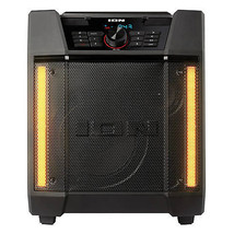 ION Adventurer High-Power Weather-Resistant Speaker with App Control and Light B - $199.77