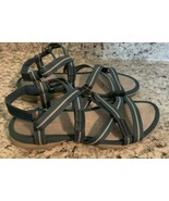 ROCKPORT XCS Sport Womens Size 7M Blue Hiking STRAPPY Sandals  - $24.70