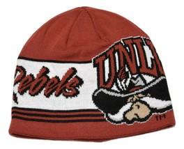 adidas UNLV Runnin' Rebels Trefoil NCAA Knit Winter Cap Beanie Toque - $13.54