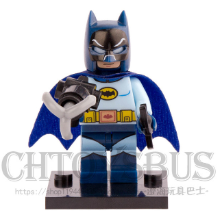 Super Hero Batman B DIY Kids Toys Gifts LEGO Minifigure Building Block 1pc B for sale  USA