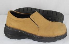 Skechers women's platform wedge chunky leather upper balance size 8.5 - £19.47 GBP