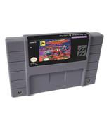 The Amazing Spider Man Lethal Foes SNES 16-Bit Game Cartridge English US NTSC Ve - $21.05