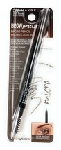 Maybelline Brow Precise Micro Pencil (Mechanical Pencil) 260 Deep Brown - $9.31