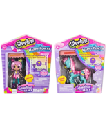 Shopkins Happy Places  Lil' Shoppie Lolita Pops and Candy Clops unicorn ... - $19.88
