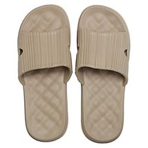 Shower Slipper, Bathroom Non-Slip Slippers, House and Pool Sandals, in-D... - $15.23