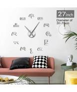 Playstation Joystick Gaming 3D DIY Wall Clock Gamer Lover Acrylic Home A... - $36.40+