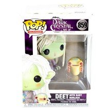 Funko Pop! Television The Dark Crystal Age of Resistance Deet #859 Vinyl Figure image 1