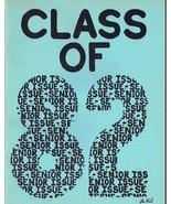 ORIGINAL Vintage 1982 Elizabeth Forward PA High School Yearbook The Warrior - $24.74