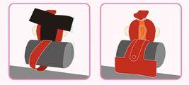 "Toy Trons Coco Mong Mirror Stuffed Animal Monkey Plush Toy 13.7"" 35cm image 5"