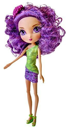 Primary image for La Dee Da Juicy Crush Collection Grapes Design Tylie Doll by La Dee Da