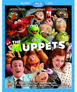 Disney The Muppets (Blu-ray/DVD)  - $2.95