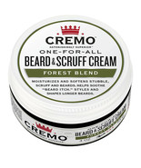CREMO ONE FOR ALL BEARD SCRUFF CREAM Forest Blend, 4 fl oz NEW - $17.81