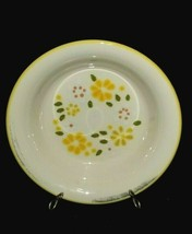Vintage Franciscan Daisy Wreath Soup Bowl Cereal Bowl The California Cra... - $12.99