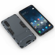 Huawei P30 PRO Case Heavy Duty Rugged Armor Cover Kick Stand Covert21™ BLUE - $14.87