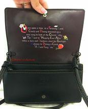 Coach Disney Dopey Snow White Dark Fairy Tale Crossbody Bag NWT image 6