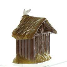 Hagen Renaker Specialty Nativity Manger with Dove Ceramic Figurine image 7