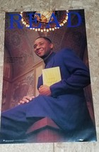 Branford Marsalis Library READ Poster Montage of Dream Deferred Langston... - $75.99