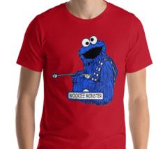 Cookie Wookie Star Wars Sesame Monster Men's & Women's Unisex T Shirt, S... - $22.99+
