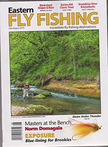 Primary image for Eastern Fly Fishing Magazine July August 2019 [Single Issue Magazine] Various