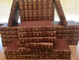 The Encyclopedia Americana 1956 30 Volumes Complete Set HC Reference + A... - $121.54