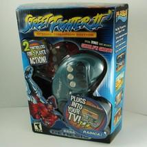 Radica Mini Sega Genesis Street Fighter 2 Plug And Play Game Console - $72.39