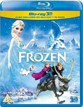 Disney Frozen [3D + Blu-Ray]