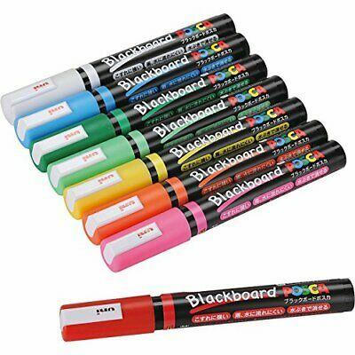 Mitsubishi Pencil Co., Ltd. aqueous pen black board Posuka in di-8-color PCE2005