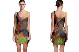 The Mask Jim Carrey BODYCON DRESS - $20.99+