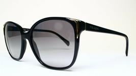 Prada Spr 01O 1AB-3M1 Black Authentic Sunglasses 140 - $120.93