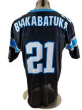 Nike Men's Vintage Carolina Panthers USA Jersey #21 Tim Biakabatuka Size... - $53.70