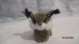 "Folkmanis 5"" Mini Finger Puppet Plush Bobcat Lynx Pretend Play Finger EUC - $12.86"