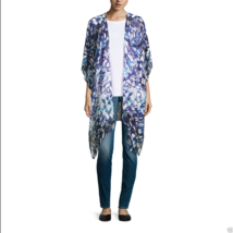 Mixit Scarf Kimono Butterfly Swim Coverup One Size New Msrp $45.00 - $19.99