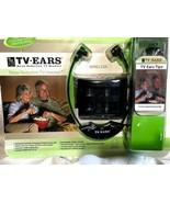 TV EARS NOISE REDUCTION TV HEADSET 2.3 MH NEW 427882 - $44.99