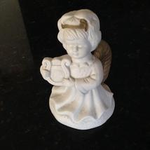 """ceramic angel figurine 6"""" - $24.99"""