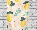 Usa Wall Decor Yellow Lemon Pattern Dacoration Pattern Hanging Decor Wall 40x60