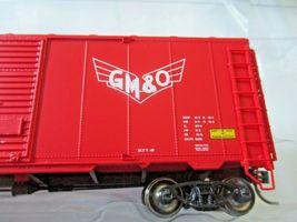 "Intermountain # 45828 Gulf, Mobile & Ohio Modified 10'6"" Door Boxcar HO Scale image 3"