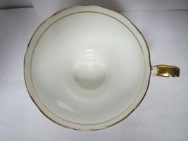 AYNSLEY TEA CUP AND SAUCER              G image 8