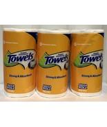 Member's Mark Paper Towels 3 MEGA Rolls Select & Tear 150 Sheets per Rol... - $6.95