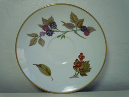 Royal Worcester Evesham Saucer - $7.91