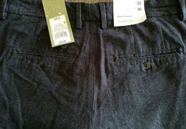 Goodfellow & Co™ ~  Slim, Lined Trousers ~ Men's 32 x 30 ~ Xavier Navy ~... - $23.76