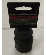 GearWrench 84843 32mm - 3/4-Inch Drive 6 Point Standard Impact Socket - $7.43