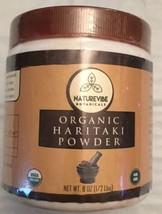 Naturevibe Botanicals Organic Haritaki Powder (8 Oz) Expires: 06/2021 - $19.95