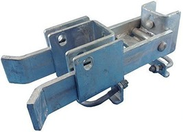 Chain Link Fence Commercial Strong Arm Double Gate Latch - $67.07