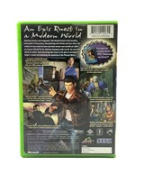 Shenmue II Microsoft Xbox, 2002 Game Case Manual Tested Working image 2