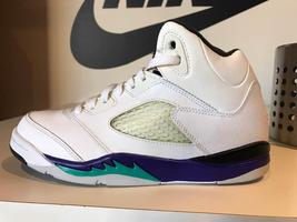 "Nike Air Jordan 5 Retro ""Grapes"" (PS) 440889-108 - $59.95"