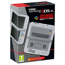Nintendo 3DS XL SNES Limited EU Edition Brand New Free Shipping   - $303.86