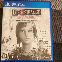 PS4 Life is Strange Before the Storm  PlayStation 4 Video Game From Japan - $30.68